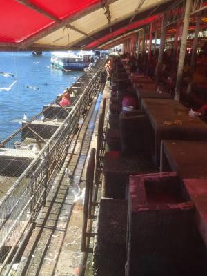 Fischmarkt in Valdivia - 2