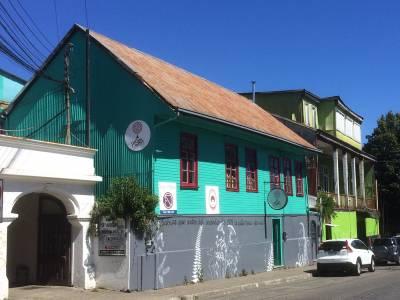 Holzhaus in Valdivia