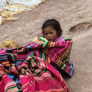 10 Child in Las Salinas de Madras of Peru - Best Of 16