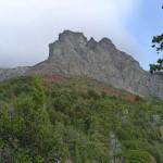 hoch zum Cerro Lopez