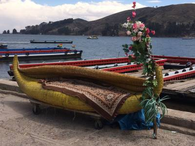 11 Ferry station on Lake Titicaca - Best Of 16